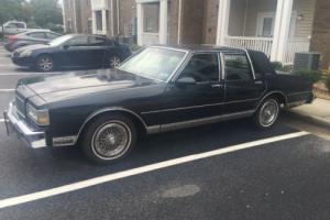 1987 Chevrolet Caprice Photo