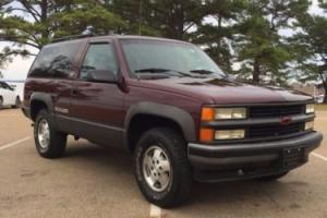 1994 Chevrolet Blazer Sport
