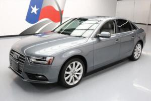 2013 Audi A4 PREMIUM PLUS AWD HTD SEATS SUNROOF
