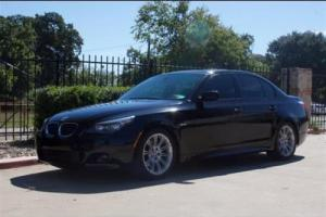 2009 BMW 5-Series N/A