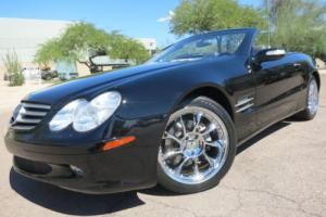 2004 Mercedes-Benz SL-Class SL500 Convertible Photo