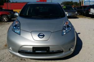 2013 Nissan Leaf LEAF ELECTRIC Photo