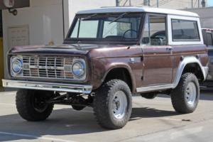 1967 Ford Bronco Photo