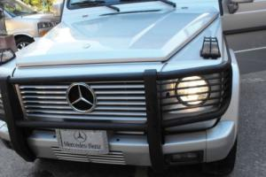 2003 Mercedes-Benz G-Class G500 Photo