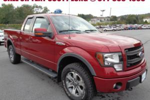 2013 Ford F-150 FX4 Off-Road SuperCab 5.0L V8 4x4 Certified