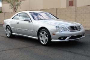 2004 Mercedes-Benz CL-Class N/A