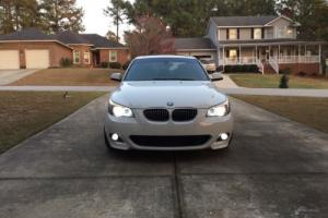 2010 BMW 5-Series 535i Photo