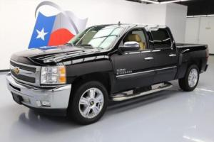 2013 Chevrolet Silverado 1500 SILVERADO LT CREW TEXAS ED LEATHER 20'S