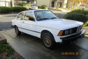 1982 BMW 3-Series Coupe