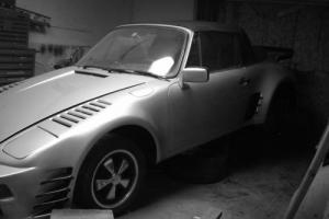 1970 Porsche 911 prototype