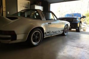 1974 Porsche 911 targa Photo