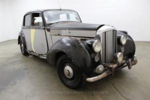 1946 Bentley MKIV Photo