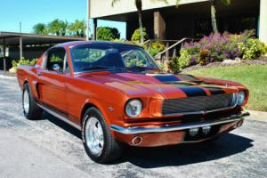 1965 Ford Mustang Fastback GT350 Tribute 351 4-Speed Gorgeous Photo