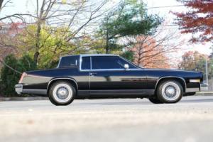 1984 Cadillac Eldorado ELDORADO BIARRITZ STAINLESS STEEL ROOF