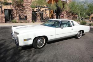 1975 Cadillac Eldorado Photo