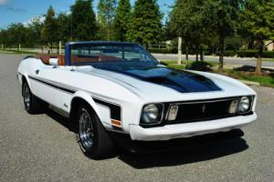1973 Ford Mustang Convertible Top-Notch! 351 V8! Mach 1 Tribute