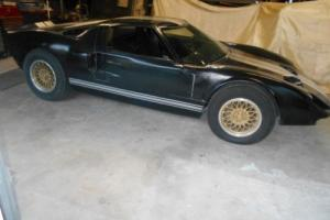 1986 Replica/Kit Makes Ford GT40 Prototype coupe Ford GT40 Eary Prototype