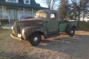1941 International Harvester Other K1 1/ ton Shortbox
