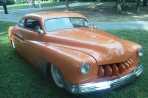 1951 Mercury Other 2 Door Coupe