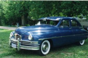 1950 Packard Deluxe 8 23rd Series