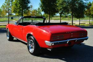 1967 Pontiac Firebird Convertible 400 V8 Auto Runs & Drives Amazing!