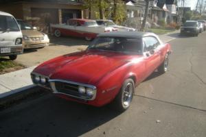 1967 Pontiac Firebird 3.8 Convertible