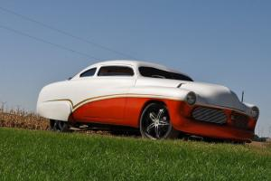 1951 Mercury... chopped shaved and smoothed
