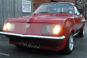 Vauxhall Firenza (Droopsnoot Replica)  for Sale