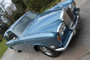1969 ROLLS ROYCE SILVER SHADOW LOW MILEAGE AND OWNERSHIP