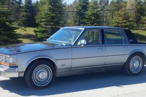1978 Cadillac Seville Elegante Sedan 4-Door   eBay