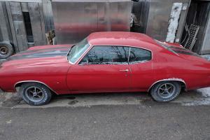 1970 Chevrolet Malibu 2 door hard top | eBay