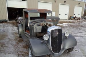 1936 Chevrolet Other Pickups grey