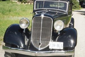 1934 Chrysler Other CA