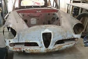 Alfa Romeo Giulietta Sprint 1957 Photo