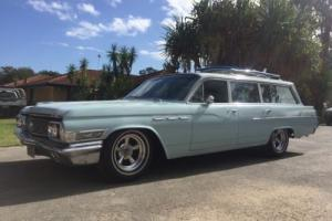 1963 BUICK WAGON ** Nice Cruiser** BUICK LE SABRE 1963 BUICK Photo