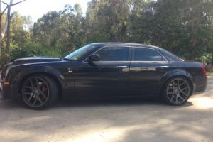 Chrysler 300C MY2010 SRT8 2011 Release Model  Photo