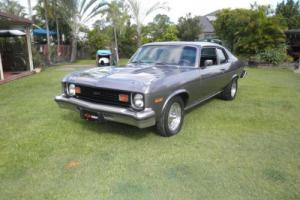 1974 CHEVROLET NOVA HATCHBACK COUPE