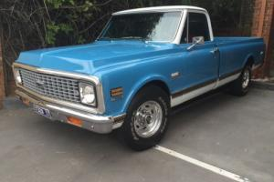 1971 Chevrolet C20 Cheyenne Longhorn