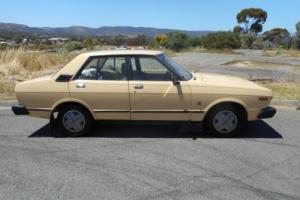 1982 Datsun Stanza mint condition and super low ks