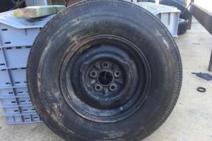 HoldenFB EK EJ EH HD HR 13 inch original tyre and rim