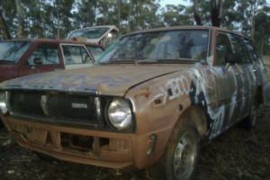 corolla ke38 wagon x2 parts or repair