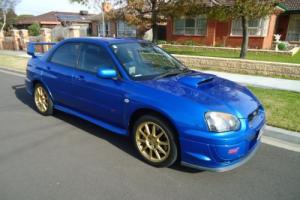 2005 Subaru WRX STI - Melbourne Victoria