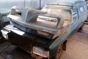 Holden Panelvan WB