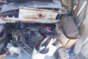 1969 Ford Mustang Project Car Photo