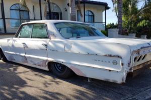 1964 Chevrolet Impala Pillarless Lowrider Hotrod