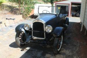 1927 Willys Knight Ute model 70A