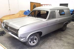 Holden HD Panelvan classic project  HR FC HQ
