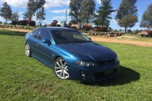 Holden Monaro 5.7 six speed hsv front