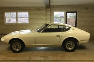 1973 Datsun 240z coupe matching number
