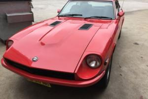 Datsun 260Z 1976 2+2  matching numbers, original 104k, No reserve, Sept rego